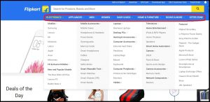 Flipkart Categories