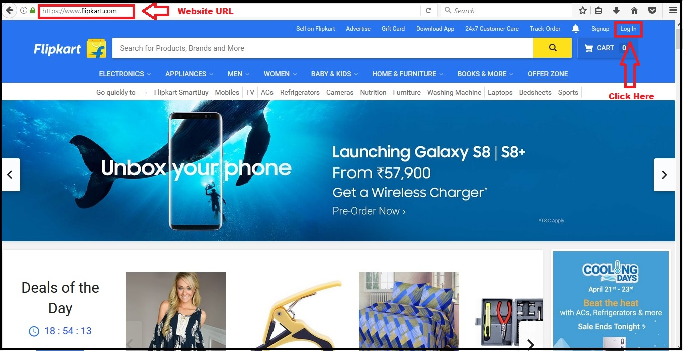 Flipkart Account - How to change email ID and phone number in profile