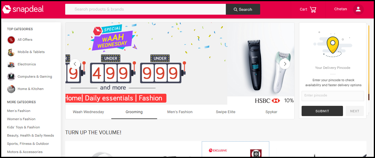 9b7241927 How to place an order on Snapdeal.com  (App Website) - Best Way with ...