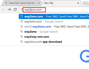 How to Change way2sms Password - CCPN Blog