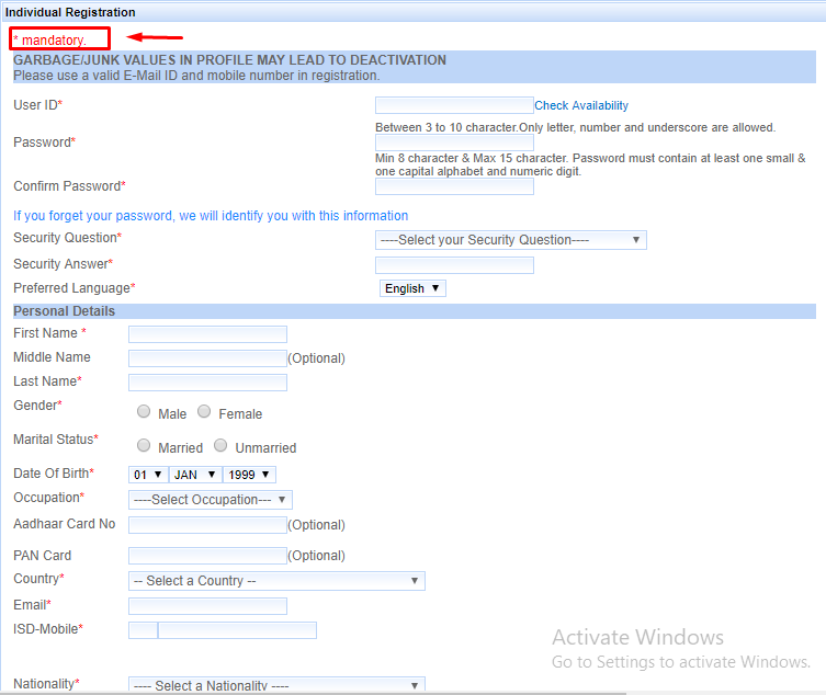 how-to-create-irctc-account