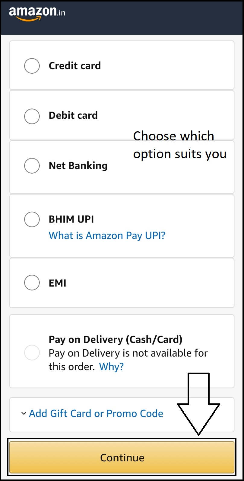 phone number for amazon com to place an order