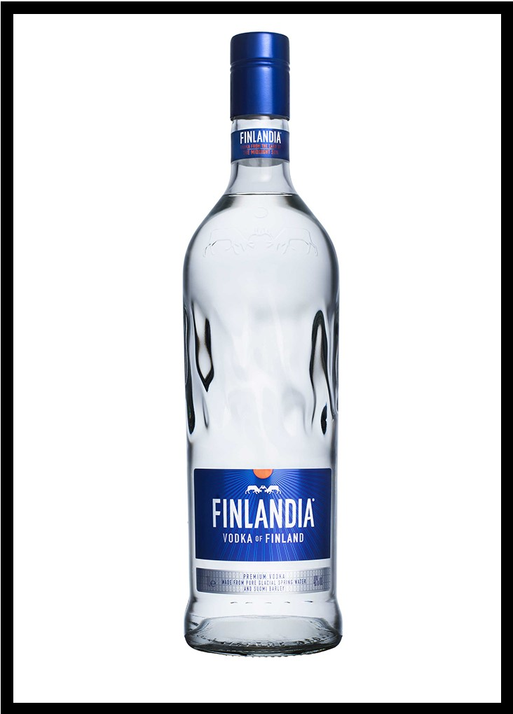 Finlandia Vodka in US