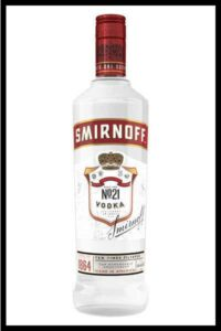 Smirnoff Vodka in USA