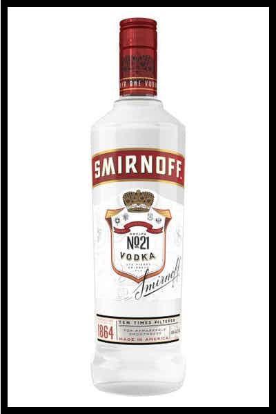 Smirnoff Vodka in USA