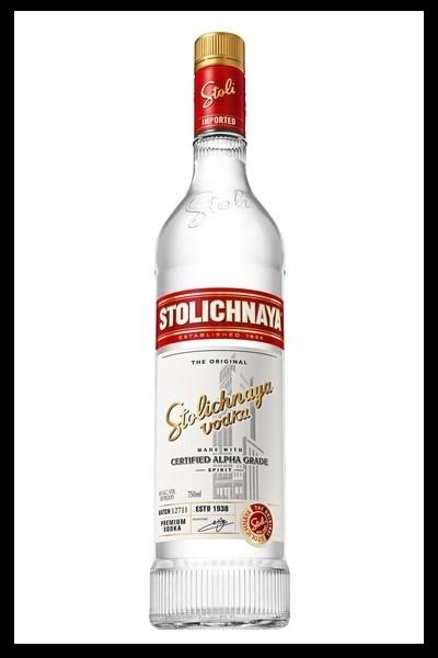 Stolichnaya Vodka, Top 10 Vodka Brands in USA