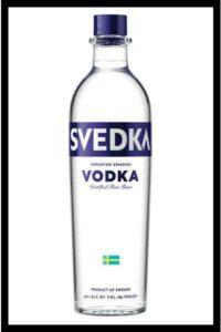 Svedka Vodka in USA