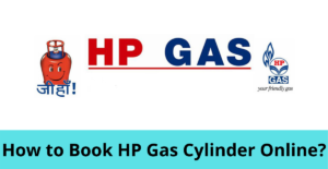 How to book HP gas cylinder online