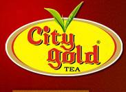 City Gold Tea Company Logo