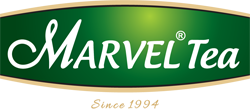 Marvel Tea logo