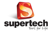 Supertech India Logo