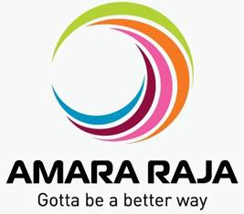Amara Raja Batteries Company Logo