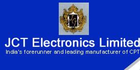 JCT Electronics Limited Company Logo