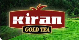 Kiran Gold Tea Company Logo
