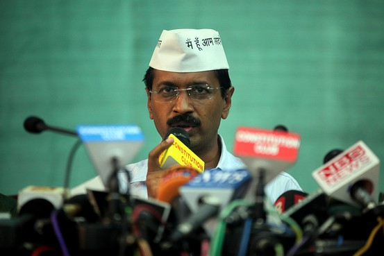 Arvind Kejriwal Contact Address, Phone Number, Email ID, Website