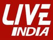 Live India Logo
