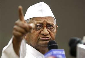 Anna Hazare Image