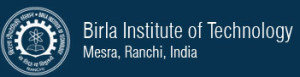 Birla Institute Of Technology Mesra Ranchi Logo