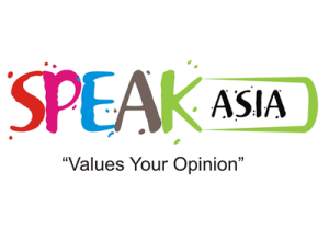 Speak Asia Company Logo