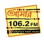 Aamar FM Radion Station Logo