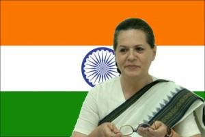 Mrs Sonia Gandhi Image