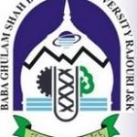 Baba Ghulam Shah Badshah University Logo