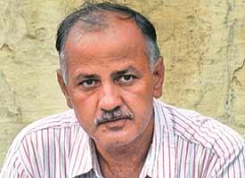 Manish Sisodia Image