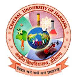 Central University of Haryana Logo