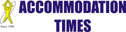 Accommodation Times Newspaper Logo