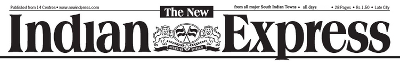 The News Indian Express Logo