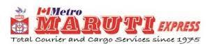 Metro Maruthi Express Couriers logo