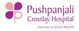 Pushpanjali Crosslay Hospital logo