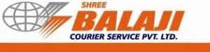 Shree Balaji Courier logo