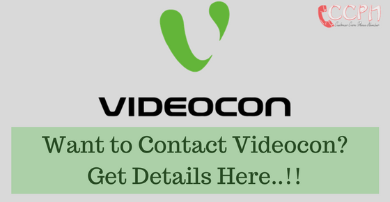 Videocon Industries Office Address, Phone Number, Email