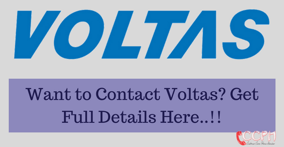 Voltas AC Customer Care Number, Toll Free Helpline, Email ID