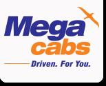Mega Cabs logo