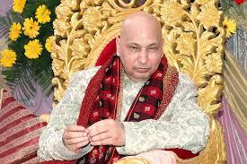 Guruji Maharaj (Bade Mandir)