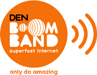 DEN Boomband logo