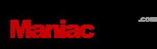 Maniac Store logo