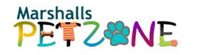 Marshalls Pet Zone logo