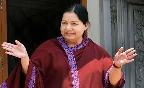 Jayalalithaa image