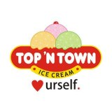 top n town logo