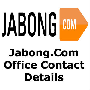 Jabong Office Contact Details, Address, Phone Number Email ID