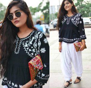 Kritika Khurana stylish images