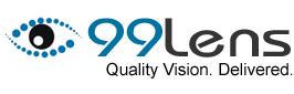 99lens Logo