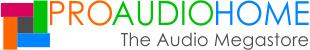 Pro Audio Home Logo