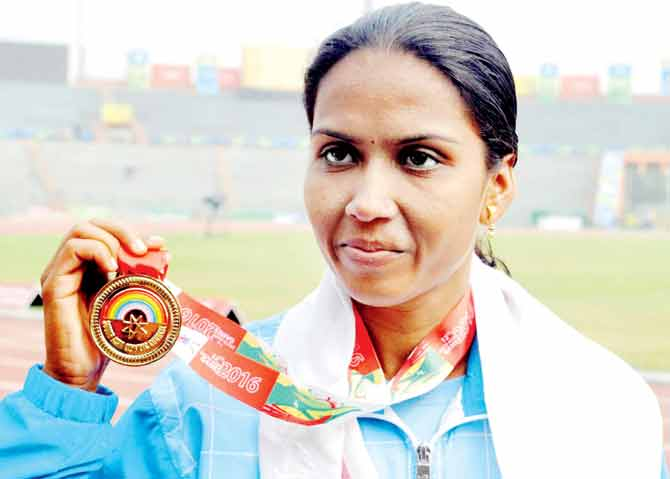 Kavita Raut HD Image