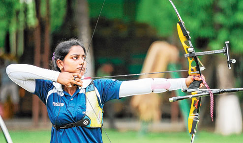 Deepika Kumari HD Picture