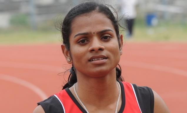 Dutee Chand HD Photo