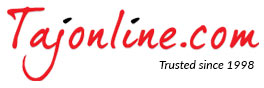 Tajonline.com Logo